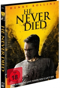 He Never Died Limited Mediabook