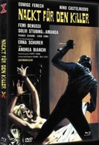 Nackt für den Killer (Der geheimnisvolle Killer) Cover C