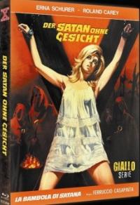 Der Satan ohne Gesicht  Cover C