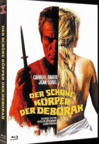 Der schöne Körper der Deborah Cover B