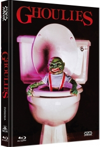 Ghoulies Cover A
