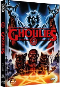 Ghoulies Cover B