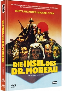 Die Insel des Doctor Moreau Cover A