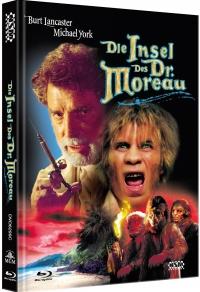 Die Insel des Doctor Moreau Cover C