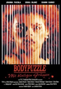 Body Puzzle - Mit blutigen Grüßen Cover A