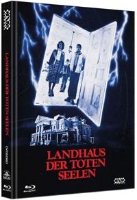 Landhaus der toten Seelen Cover D