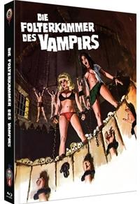 Die Folterkammer des Vampirs Cover A