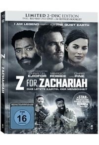 Z for Zachariah Limited Mediabook