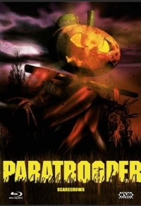 Paratrooper -  Scarecrows  Cover B