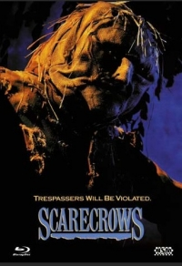 Paratrooper -  Scarecrows  Cover C