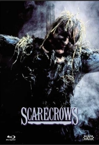 Paratrooper -  Scarecrows  Cover D