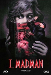 Hardcover - I, Madman  Cover B