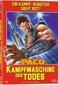 Paco - Kampfmaschine des Todes Cover A
