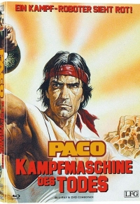 Paco - Kampfmaschine des Todes Cover C