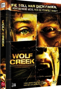 Wolf Creek Limited Collectors Edition