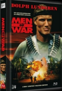 Men of War Limited Uncut Edition