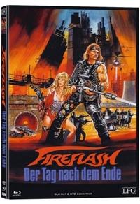 Fireflash - Der Tag nach dem Ende Cover A