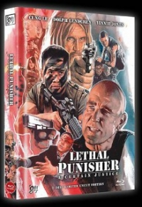 Lethal Punisher - Kill or be Killed Cover