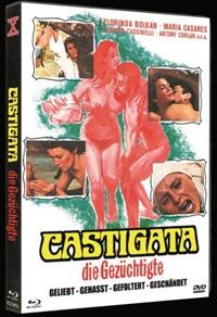 Castigata, die Gezüchtigte Cover