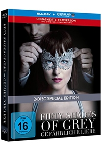Fifty Shades of Grey 2 Digibook