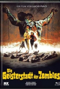Die Geisterstadt der Zombies (Über dem Jenseits) Cover B