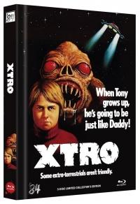 X-Tro - Nicht alle Außerirdischen sind freundlich Cover D