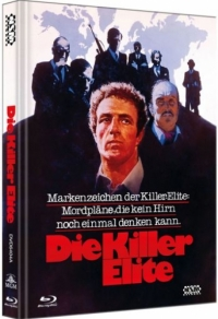 Die Killer Elite Cover A