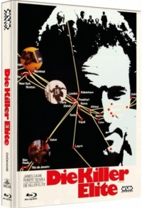 Die Killer Elite Cover B
