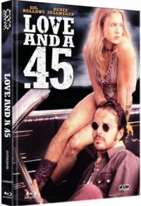 Love & a .45  Cover B
