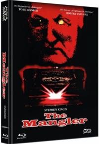 The Mangler Cover B