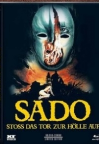 Sado - Stoß das Tor zur Hölle auf Cover