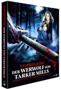 Der Werwolf von Tarker Mills Limited Mediabook