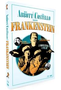 Abbott und Costello treffen Frankenstein Limited Mediabook