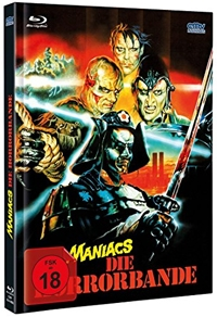 Maniacs - Die Horrorbande Cover A
