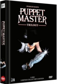 Puppet Master Triology (Mediabook) Cover A