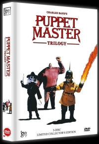 Puppet Master Triology (Mediabook) Cover B