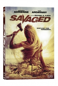 Savaged Limited Mediabook
