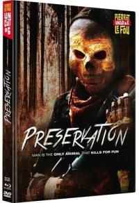 Preservation Limited Mediabook
