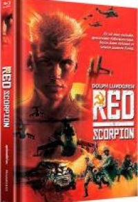 Red Scorpion Cover C