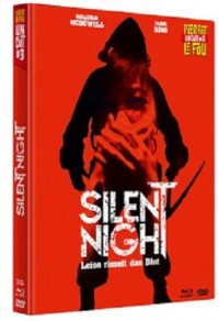 Silent Night - Leise rieselt das Blut Cover