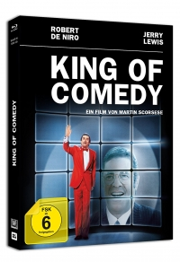King of Comedy Limited Mediabook
