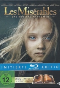 Les Misérables Limited Mediabook