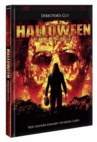 Rob Zombie's Halloween Cover B