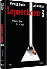 Leprechaun 3 - Tödliches Spiel in Las Vegas Cover A
