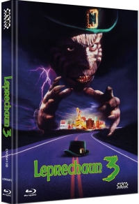 Leprechaun 3 - Tödliches Spiel in Las Vegas Cover B