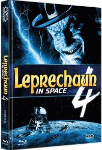 Leprechaun 4 - Space Platoon Cover A