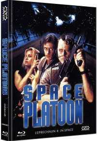 Leprechaun 4 - Space Platoon Cover B