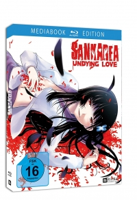 Sankarea: Undying Love Limited Mediabook