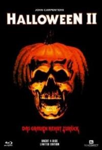 Halloween 2 - Das Grauen kehrt zurück Cover A