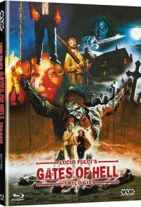 Ein Zombie hing am Glockenseil Triology (Mediabook) Cover A